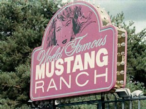 Mustang Ranch in Storey County, Nevada