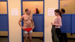 Tobias Funke, Never Nude
