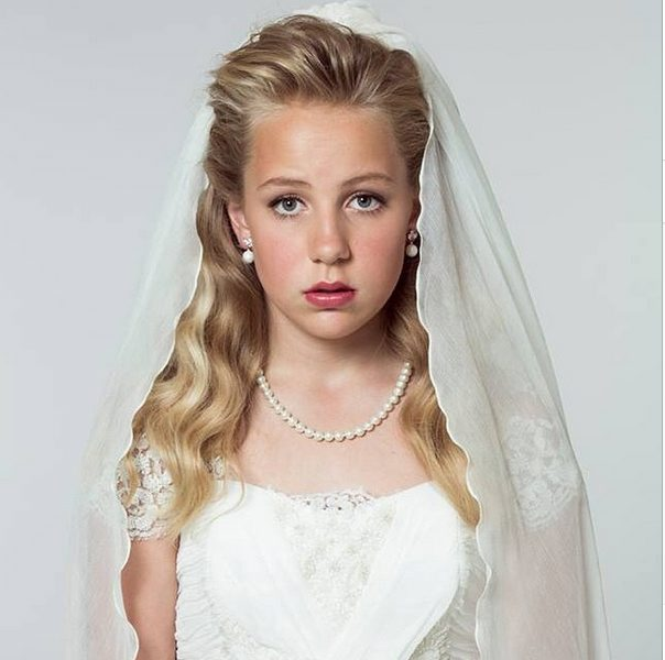 Child bride Thea