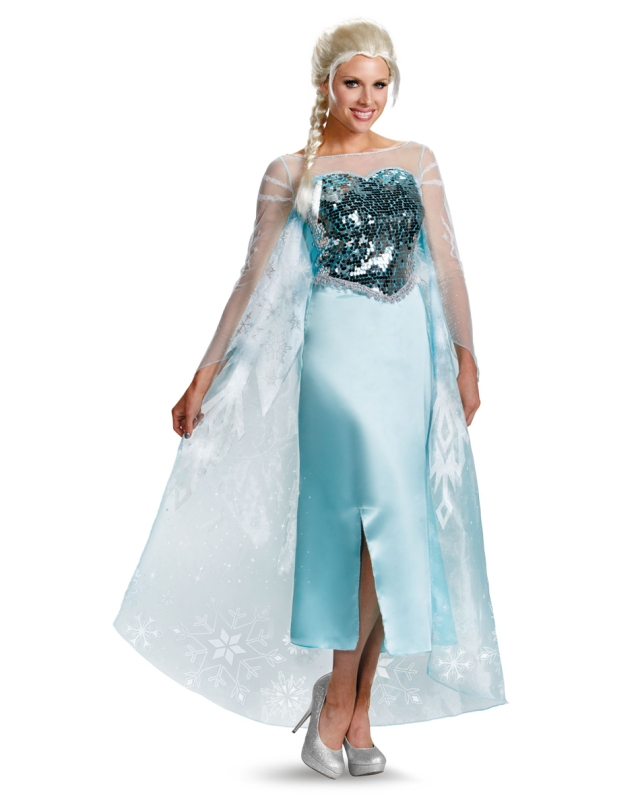 Sexy Elsa 'Frozen' Costume