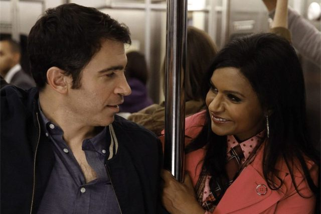 "Danny and Mindy, ""The Mindy Project"""