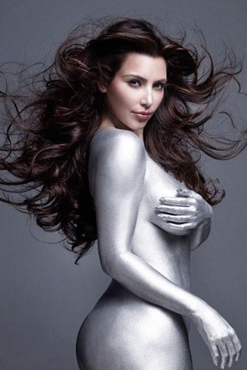 Kim Kardashian, 'W' Magazine 2010