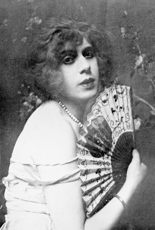Lili Elbe, 1926