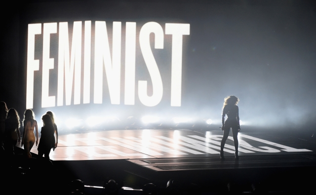 Beyonce's 'Flawless' performance at the 2014 MTV Video Music Awards