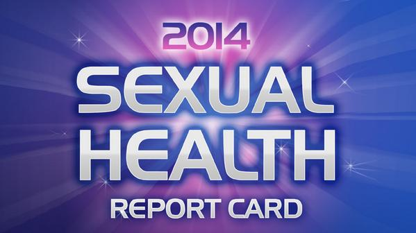 Trojan 2014 Sexual Health Report Card (via Twitter)