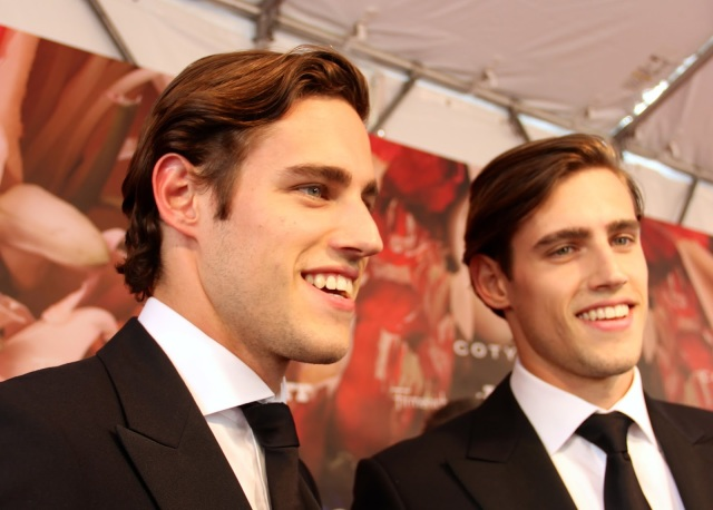 Twins Jordan and Zac Stenmark (Lyra Mag)