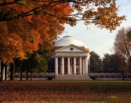 UVA Rotunda (Hoo Stories)