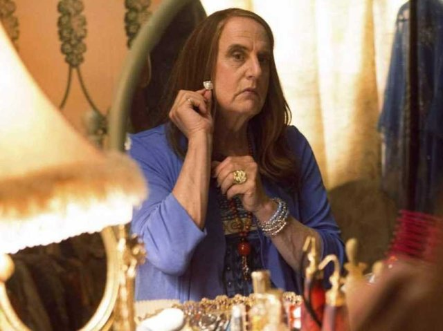 Jeffrey Tambor as Maura Pfefferman in 'Transparent' (Business Insider)