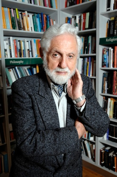 Dr. Carl Djerassi (Rutgers News)