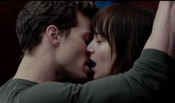'Fifty Shades of Grey' still (Express UK)