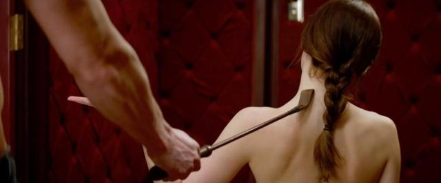 'Fifty Shades of Grey' still (NY Daily News)