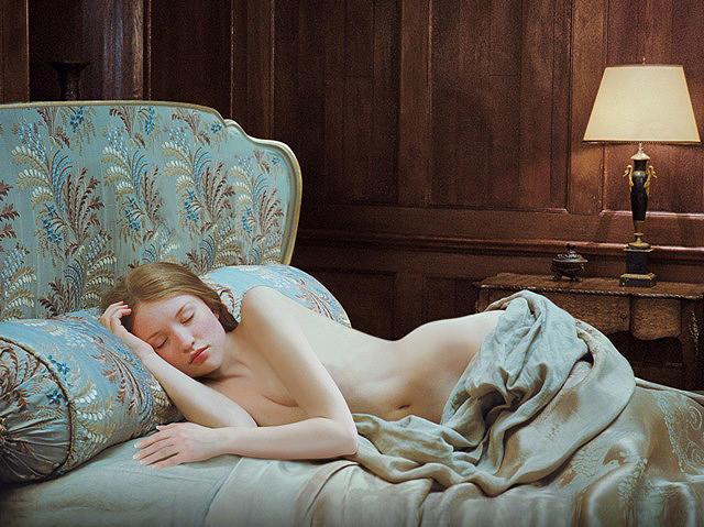 'Sleeping Beauty' film still (Australian Broadcasting Media)