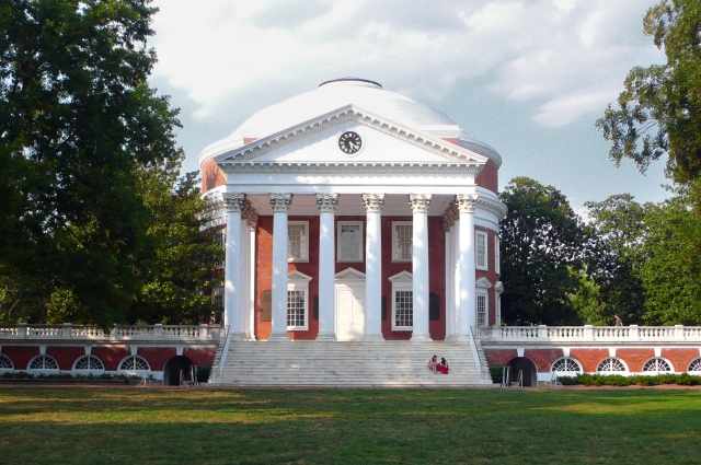UVA Rotunda (Wikipedia)