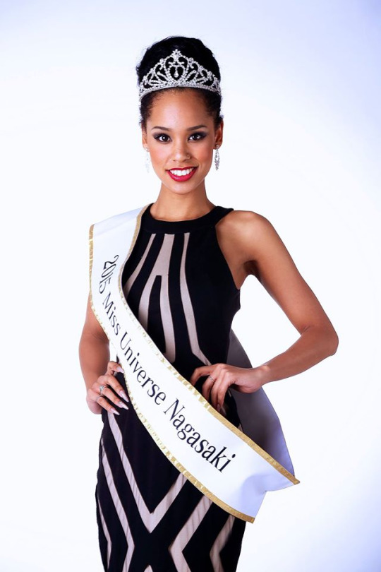 Ariana Miyamoto, Miss Japan 2015 (We Are Wakanda)