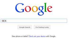 Google search bar (Aaj TV)