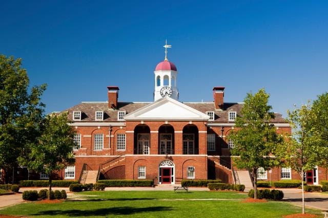 Harvard University (Huffington Post)