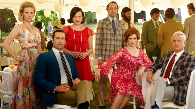 'Mad Men' cast photo (AMC)