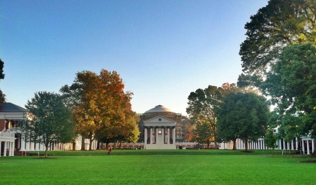 UVA Campus (Brohammas)