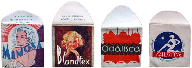 Vintage condoms (Collectors Weekly)