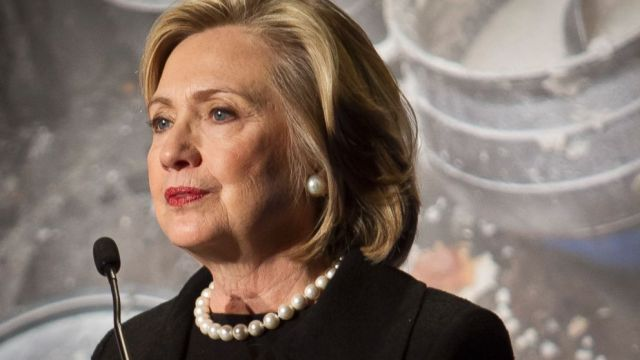 Hillary Clinton (ABC News)