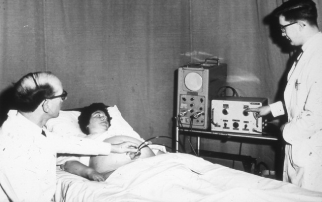Ultrasound, 1963 (University of Cambridge)