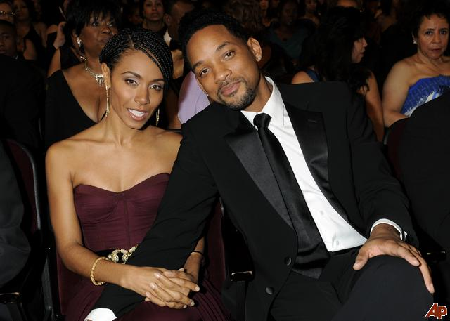Jada Pinkett-Smith and Will Smith (Word On Da Street)