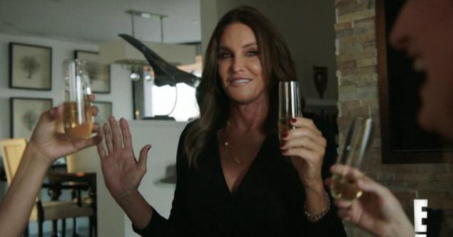 Caitlyn Jenner in 'I Am Cait' (New York Daily News)