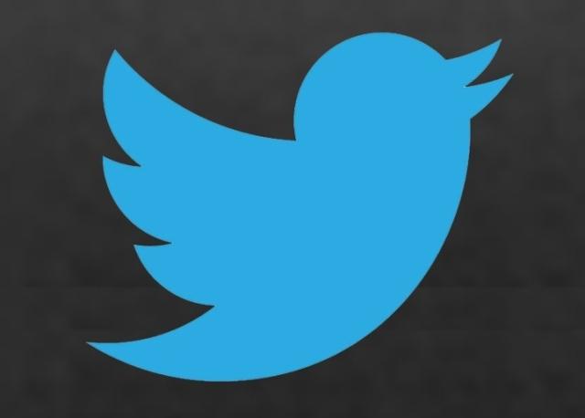 Twitter logo (Design Trend)