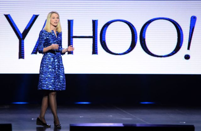 Yahoo CEO Marissa Mayer (The New Yorker)