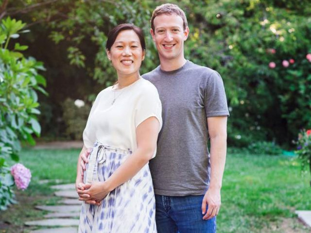 Mark Zuckerberg and Priscilla Chan, 2015 (Business Insider)