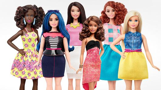 New Barbies (CNBC)