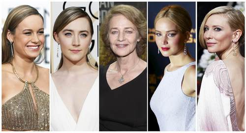 Oscars 2016 Best Actress Nominees (Reuters)