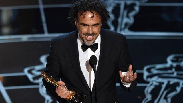 Alejandro Gonzalez Inarritu, Oscars 2015 (Latin Trends)