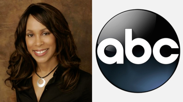 Channing Dungey and ABC logo (Variety)