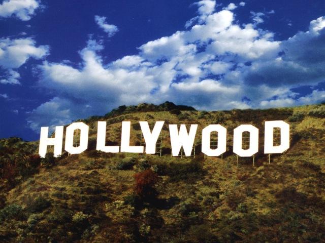 Hollywood sign (Mapping Megan)