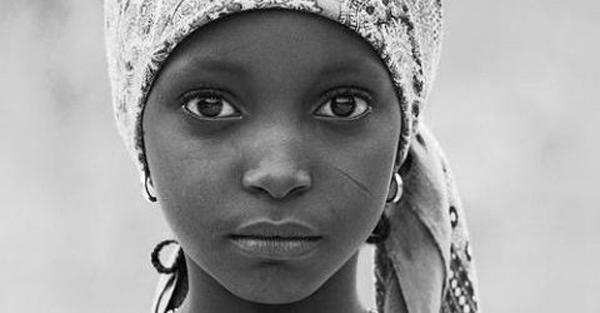 Nigerian girl (Higher Perspectives)