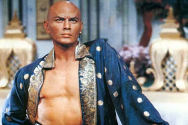 Yul Brynner in 'The King and I,' 1956 (Gold Derby)