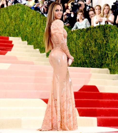 Beyoncé, Met Ball 2016 (US Magazine)