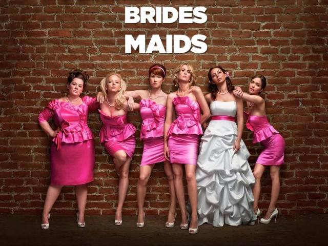 """Bridesmaids,"" 2011 (Scoopify)"