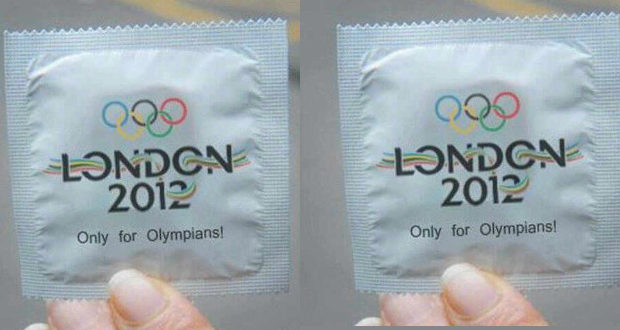 London Summer Olympics Condoms, 2012 (Eikon)