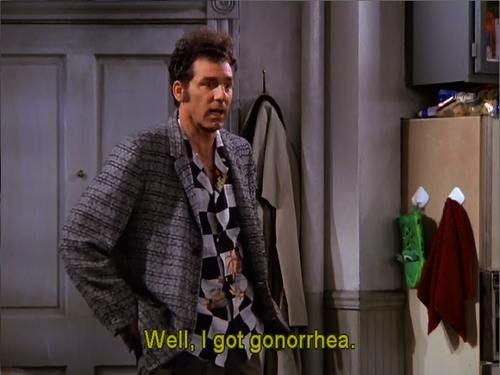 Cosmo Kramer, 'Seinfeld' (Pinterest)