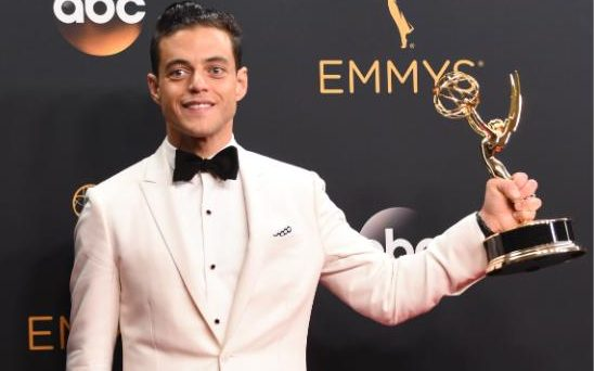 Rami Malek, Emmys 2016 (Telegraph UK)