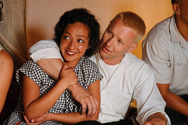 Ruth Negga and Joel Edgerton in 'Loving' (Evening Standard)