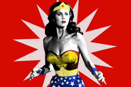Lynda Carter as Wonder Woman (Vulture)