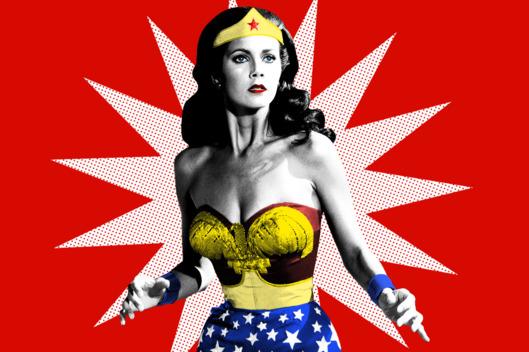 Lynda Carter as Wonder Woman (Vulture)