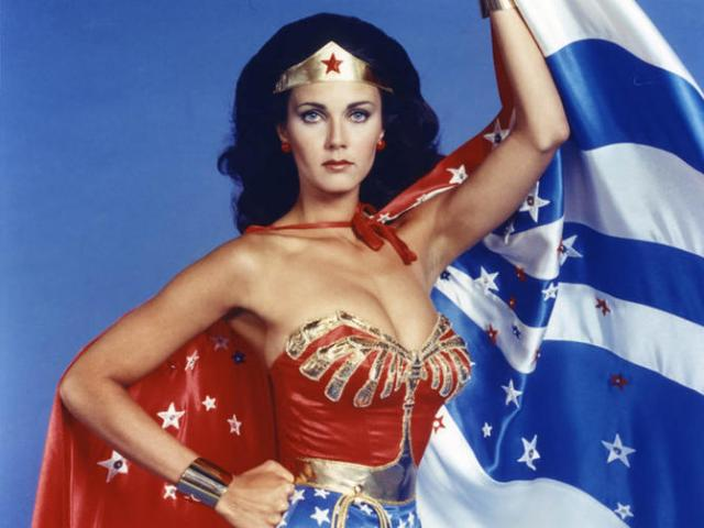 Lynda Carter as Wonder Woman (CNet2)