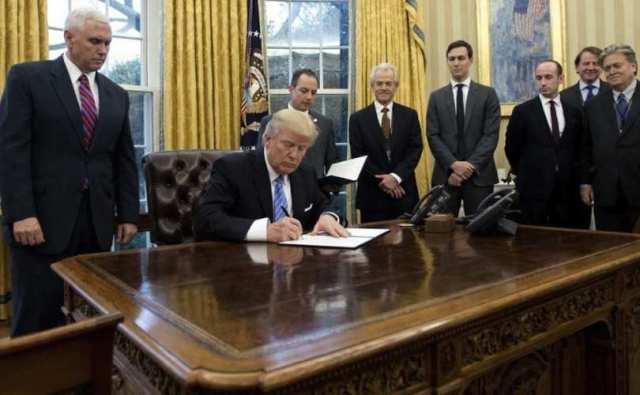 Trump signs international abortion ban (Lifesite)