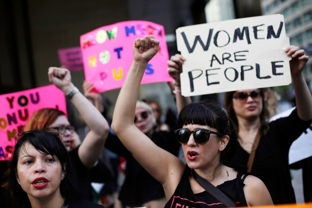Women's March (Social Work Blog)