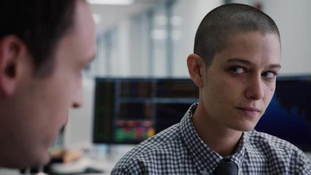 Asia Kate Dillon on 'Billions' (The Advocate)