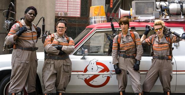 'Ghostbusters,' 2016 (Geek)